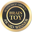Academic's Choice Brain Toy Award