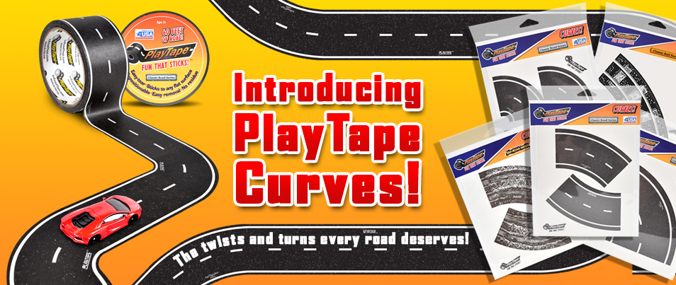 Introducing PlayTape Curves