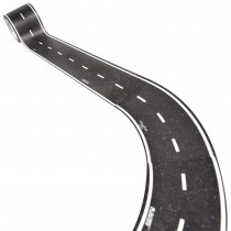"Classic Road Series Broad Curve, 2"" Wide"